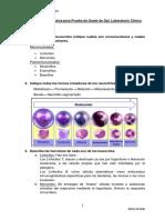 Cuestionario de Practica Para Laboratorio Clínico (Microbiologia)