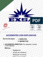 Manipulacion de Explosivos EXSA PARTE 1.ppt