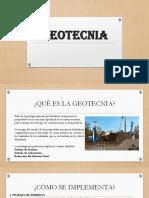Que Es La Geotecnia