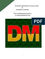 Assessment of Petroleum Showings of Coastal Basins