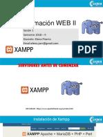 Programación WEB II