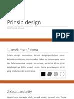 DDG 2_Prisip Design