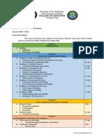 Course Outline DevReading1