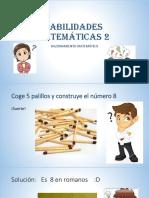 Habilidades Matemáticas 2