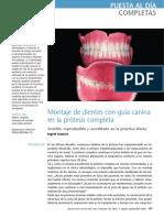 Montaje Dental- Ingrid Grunert