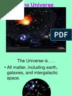T1-The Origin of the Universe