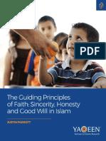 Islamic guide on raising childs
