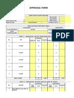 Crew Evaluation & Appraisal