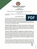 Reglamento 2019