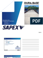 SAPEX Services - DB Technical Seminar (ICE) 2019_r
