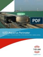 ILED Aquarius Perimeter Light Specification Sheet 1