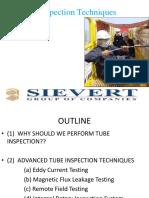 Tube Inspection Training