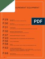 In situ measurement equipment