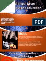Dangerous Drugs Presentation