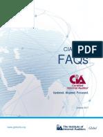 CIA FAQ