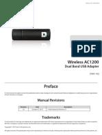 TP-Link DWA-182 Manual