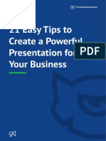 Easy Tips tips presentation