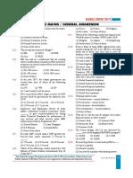 Sbi Po Mains Model. PDF