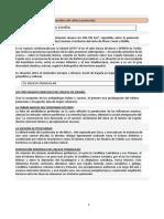 Tema 1.1. Los Rasgos Fundamentales Del Relieve Peninsular