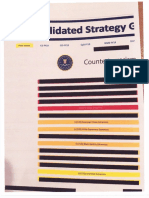 FBI Strategy Guide FY2018-20 and Threat Guidance for Racial Extremists