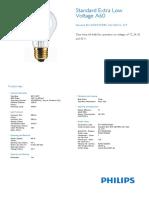 Sijalica E27 24V 40W - Philips