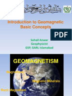 geomagnetic methods for mineral exploration