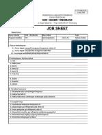 Job Sheet sistem AC