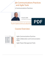 1 Pmi Acp Agile Communications Practices Tools m1 Slides