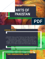 Arts of Pakistan