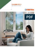 Finstral Ventanas de PVC y PVC Aluminio Top 72