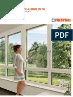 Finstral Ventanas de PVC y PVC Aluminio Top 90