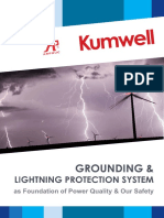Kumwell Grounding Lightning 2015