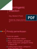 Odontogenic Infection