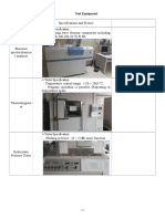 Thermo - Test Equipment Inquiry