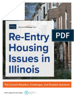 Re-Entry Housing Issues Report Final