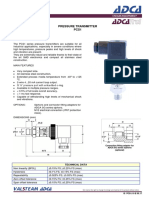 3 93A E PCS1 Pressure Transmitter