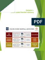 Rainfall Codes