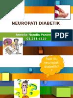 materi neuropati diabetik penyuluhan prolanis
