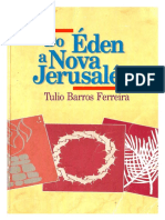 Do Éden a nova Jerusalém