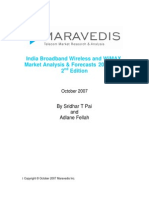 India Broadband Market
