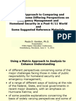 Gordon - A Matrix Approach to Comparing Perspectives on Em & Hs