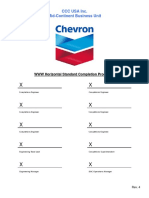 MCBU Wolfcamp Horizontal Standardized Completion Procedure Coil Tubing XP1 Volume 4