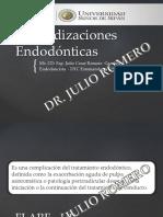 Reagudización en Endodoncia