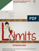 Mate 1, Limites Finallll
