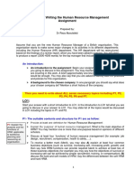 Guidance on Writing the HRM Assignment.pdf