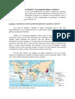 Guía Resumen Unidad 2 Los Españoles Llegan a América