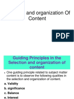Principles of Teaching 1 Report