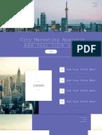 City Marketing-WPS Office