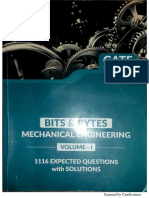 Bits & Bytes @ Strength of Material