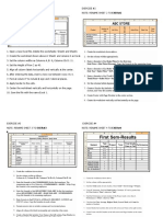 Ms Word Excel Powerpoint Exercises